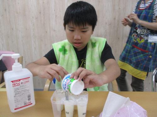 アイス作り (12)