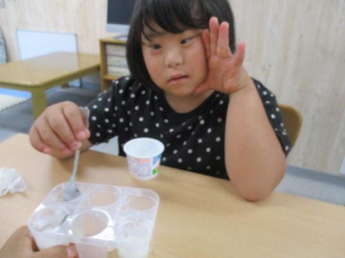 アイス作り (6)