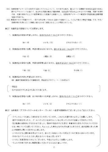 放デイ事業所アンケート結果(ウェル)_page-0002