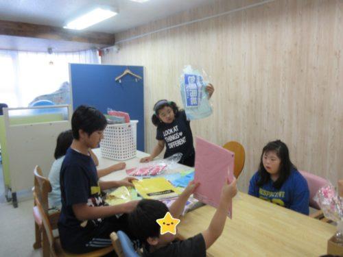 20190809_夏祭り工作(チョコバナナ箱) (3)1