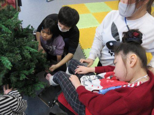 クリスマスツリー装飾 (12)1