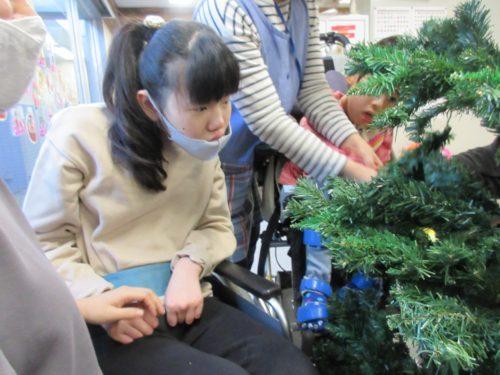 クリスマスツリー装飾 (15)1