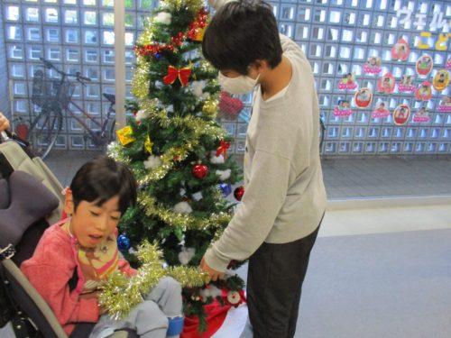 クリスマスツリー装飾 (48)1