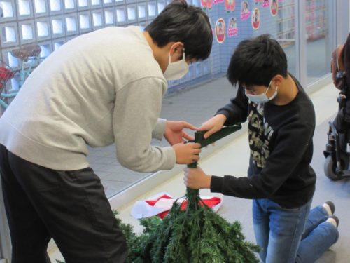 クリスマスツリー装飾 (5)1