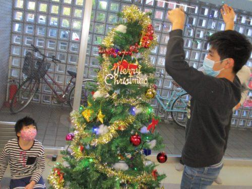 クリスマスツリー装飾 (55)1